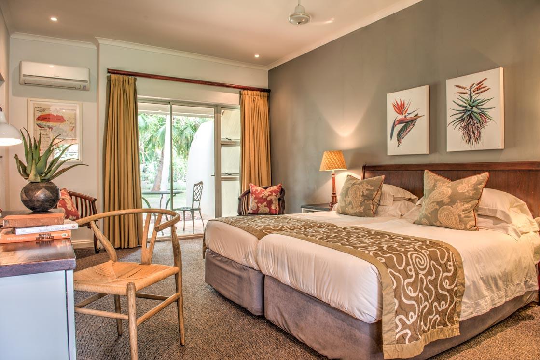 STANDARD ROOM - Ghost Mountain Inn - Zululands Finest Hotel