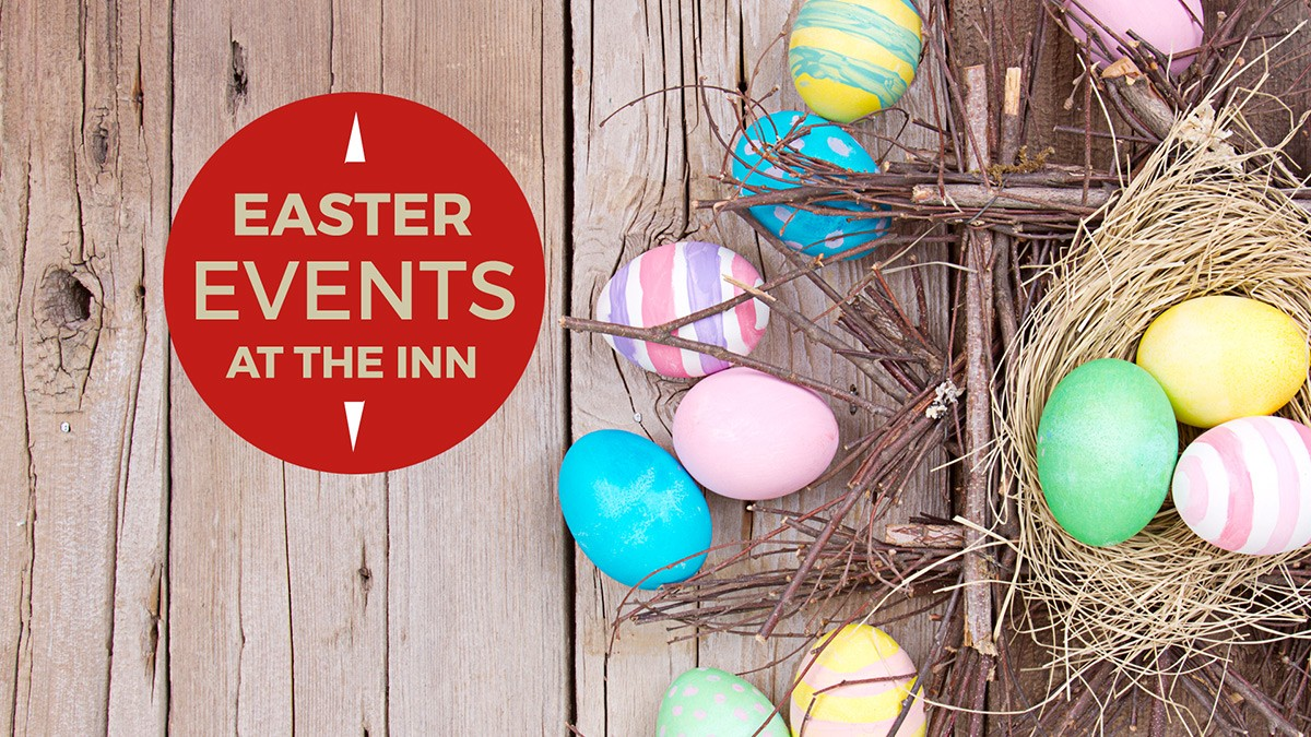 Easter events at Ghost Mountain Inn