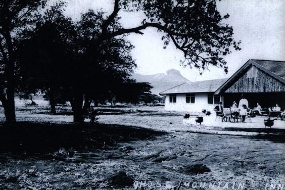 Ghost Mountain Inn - 1962