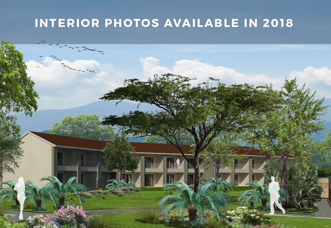 Artistic Impression of New Suite Accommodation at Ghost Mountain Inn