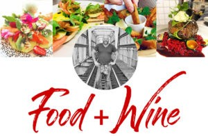 Food and Wine at Ghost Mountain Inn